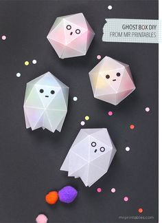 Um, not sure Halloween could get much cuter than this really?  Get the full DIY for these sweet little...