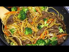 The Best Garlic Beef Lo Mein Recipe (with Video) | TipBuzz