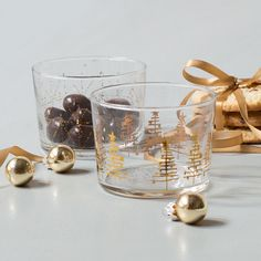 """""""Serve your Christmas snacks in tapas dishes with golden patterns,"""" Clara suggests. In shops now. Prices from DKK 8,80 / SEK 11,98 / NOK 11,80 / EUR 1,11 / ISK 239 / GBP 0.98"""