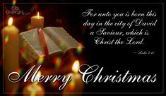 Have a very blessed, and merry, Christmas as we celebrate the arrival of the…