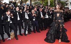 """Emily Ratajkowski osaleb """"Loveless (Nelyubov)"""" esietendus ajal 70. aastane Cannes'i filmifestivali Palais des Festivals 18. mail 2017 Cannes, Prantsusmaa"""