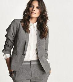 Skjorte classic Imitz <3 Women's Fashion, Blazer, News, Spring, Classic, Jackets, Derby, Down Jackets
