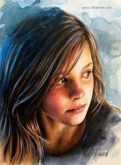 Christine Karron is full time artist and illustrator based in Alberta, Canada .