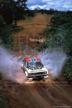 Fiat 131 Subaru Rally, Rally Car, Toyota Supra Mk4, Fiat Abarth, Italian Beauty, African Countries, Travel Around, Safari, Racing