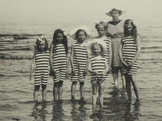 At the Shore - 1917