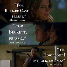 slot og beckett fanfiction dating