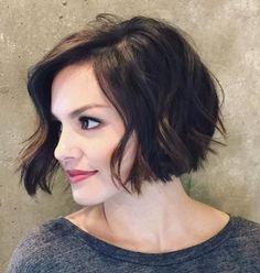 Cheveux Mi-longs Tendance 2016 – 30 Modèles en Photos | Coiffure simple et facile