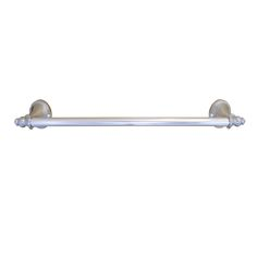 """ARISTA® Bath Products - Our Annchester Collection Towel Bar is engineered with the highest workmanship, beautifully crafted, and easy to install. Available in Chrome, Satin Nickel, and Oil-Rubbed Bronze. 18"""" or 24"""""""