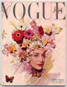 British Vogue 1949, London Season, Cecil Beaton