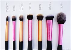 Real Techniques Brush Review