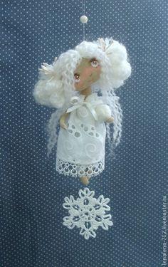 Ароматизированные куклы ручной работы. Ярмарка Мастеров - ручная работа Снежная Нежность. Handmade.