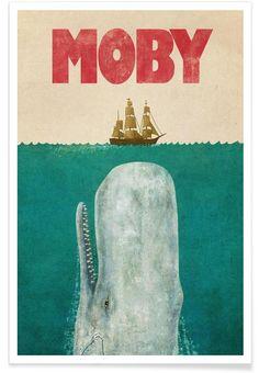 Moby VON Terry Fan now on JUNIQE!