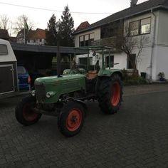 original cursor fendt farmer 2 mit ovp traktor schlepper. Black Bedroom Furniture Sets. Home Design Ideas