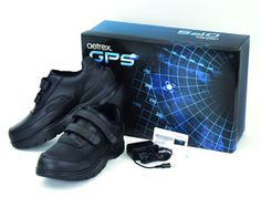 Great Technology! GPS tracking shoes for patients with Alzheimer or dementia.