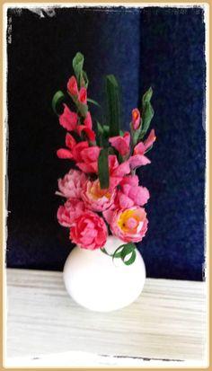 how to: miniature gladiolus