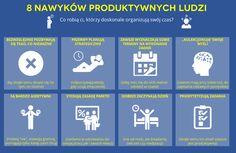 8 nawyków produktywnych ludzi