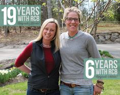 We're celebrating two special Workiversaries today! Congrats to Karen and Alicia on their many years of dedication to R.C. Brayshaw & Company. May we celebrate many more with you!