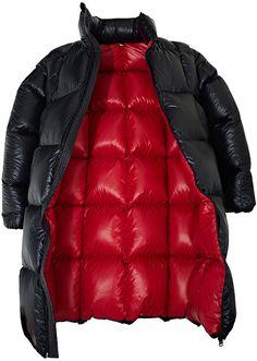 Daunenshop Parkasite - down coat Arktera Coat inner big