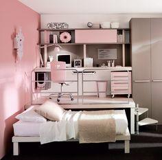 genc odasi calisma masasi fikirleri masa ve sandalye secimi renkli tasarimlar mobilya takimlari pembe bej – Dekorasyon Cini