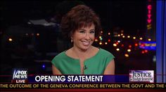 Judge Jeanine Calls Out Obama For Smack Talking Fox News - Opening State...