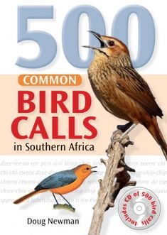 500 Common Bird Calls in Southern Africa Common Birds, Bird Calls, Penguin Random House, Nature Journal, South Africa, Southern, Search Books, Journaling, African