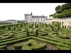 Castello di Villandry. Francia. - YouTube