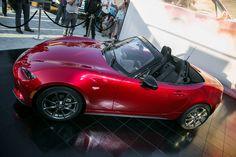 北米向け新型「マツダ ロードスター」は、排気量2.0リッターの「SKYACTIV-G」エンジンを搭載! - Autoblog 日本版