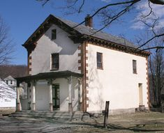 The Roxbury Historic Trust serves as curator of the 1826 King Canal Store & the 1881 King Victorian Home,  located within The Museums at Drakesville Historic Park, Ledgewood, New Jersey.