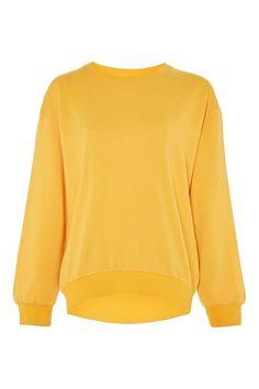 Sloppy Style Sweatshirt