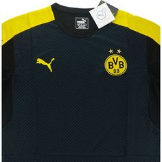 2016-17 Dortmund Home Shirt *w/Tags* S | Classic Retro Vintage Football Shirts - Classic Retro Vintage Football Shirts