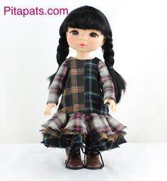 I repaint & made new clothes Original Disney animator Milan doll as little red riding hood. All My recreations are sold at 🍄Pitapats.com🍄 #Disney #disney_animators_dolls #disney_mulan #baby_doll #modified #repaintdoll #new_doll #handmadedoll #doll_dresses #mulan_doll #mulan #little_red_riding_hood #mulan_ #thelittleredridinghood