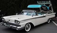 1959 Ford Skyliner   by D70
