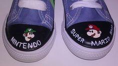 Way cheaper mario shoes