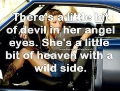 True Sweet Quotes, Me Quotes, Everything Country, Country Girls, Country Style, Country Girl Problems, Say That Again, Angel Eyes, In A Nutshell