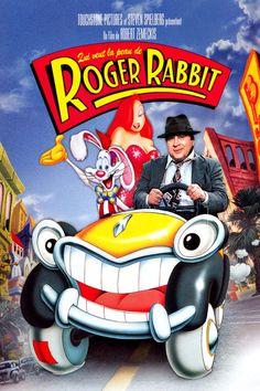 Qui veut la peau de Roger Rabbit ? - Film (1988) - SensCritique