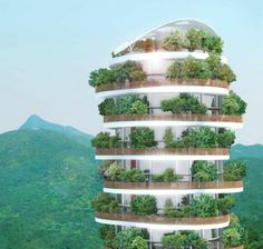 Top 100 Architecture Trends in 2013 - From Illusory Log Cabins to Spheric Summer Homes (TOPLIST)