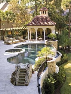 Backyard perfection charisma design