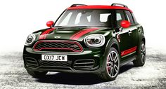 """2018 MINI Countryman Gets Zesty With 228HP JCW Model""   #cars #minicooper #driving #BMW #MotorMonday #DrivingMatters  #carporn #carbuyer #auto #autos #motoring #car #driver #motors #motor #carfinance #finance #instacar #instacars #motoring #instaauto #carstagram #racing #racingday #motorhead #motoringnews #minijcw #mini #minicountryman"