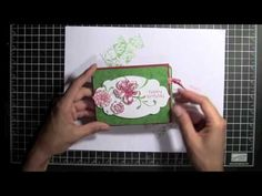 Stampin' Up! Everything Eleanor Slider Card