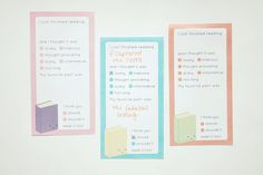 printable book review by wildolive, via Flickr