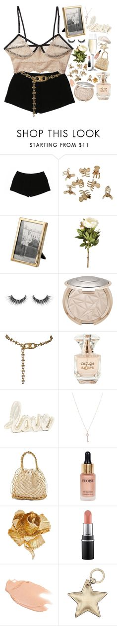 """I gave you all of me, my blood, my sweat, my heart and my tears♥"" by thaniahjcat ❤ liked on Polyvore featuring Express, L. Erickson, Tiffany & Co., OKA, Spiegelau, CÉLINE, Only Hearts, Refuge, Topshop and Eloise"