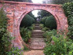 In Search of Space: Doorways, portals and passages - a Secret Garden