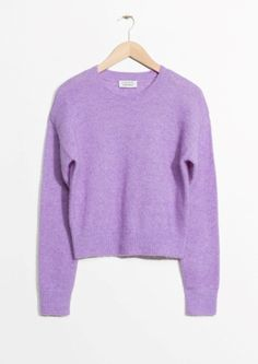 & Other Stories | Mohair & Wool Sweater