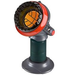 Mr. Heater Portable Little Buddy Propane Heater