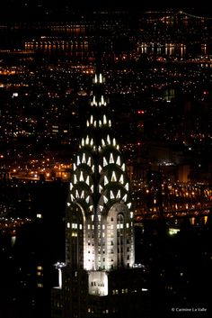 Chrysler Building from Empire---the most gorgeous building in NYC