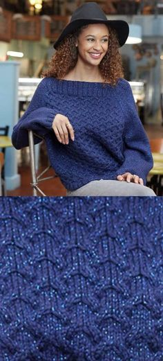 Free Cable Knit Sweater Pattern