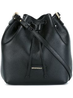Shop Emporio Armani drawstring shoulder bag  in Stefania Mode from the world's best independent boutiques at farfetch.com. Shop 400 boutiques at one address.