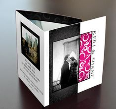 Invitation card/Photo frame