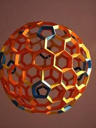 Nice origami modular design!