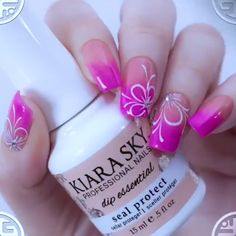 nail art videos - nail art designs _ nail art _ nail art videos _ nail art designs for winter _ nail art designs for spring _ nail art designs easy _ nail art winter _ nail art diy Nail Art Hacks, Nail Art Diy, Easy Nail Art, Diy Nails, Makeup Hacks, Manicure Ideas, Gel Manicure, Nail Art Designs Videos, Nail Art Videos